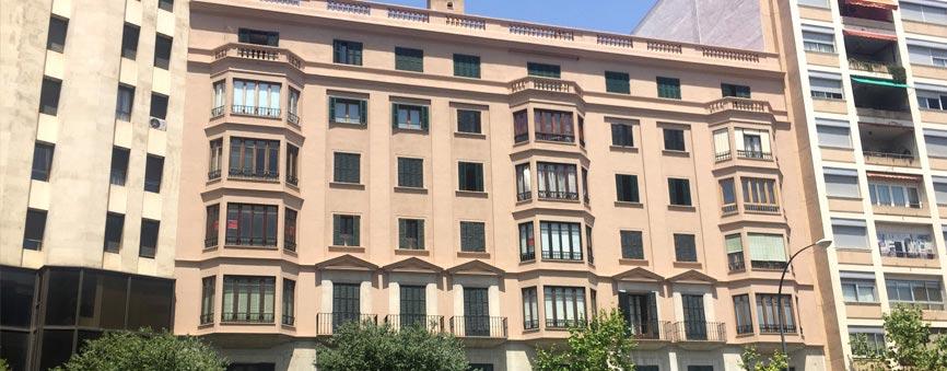 Rehabilitaci n de edificios en mallorca trabajos verticales - Trabajos verticales en palma ...
