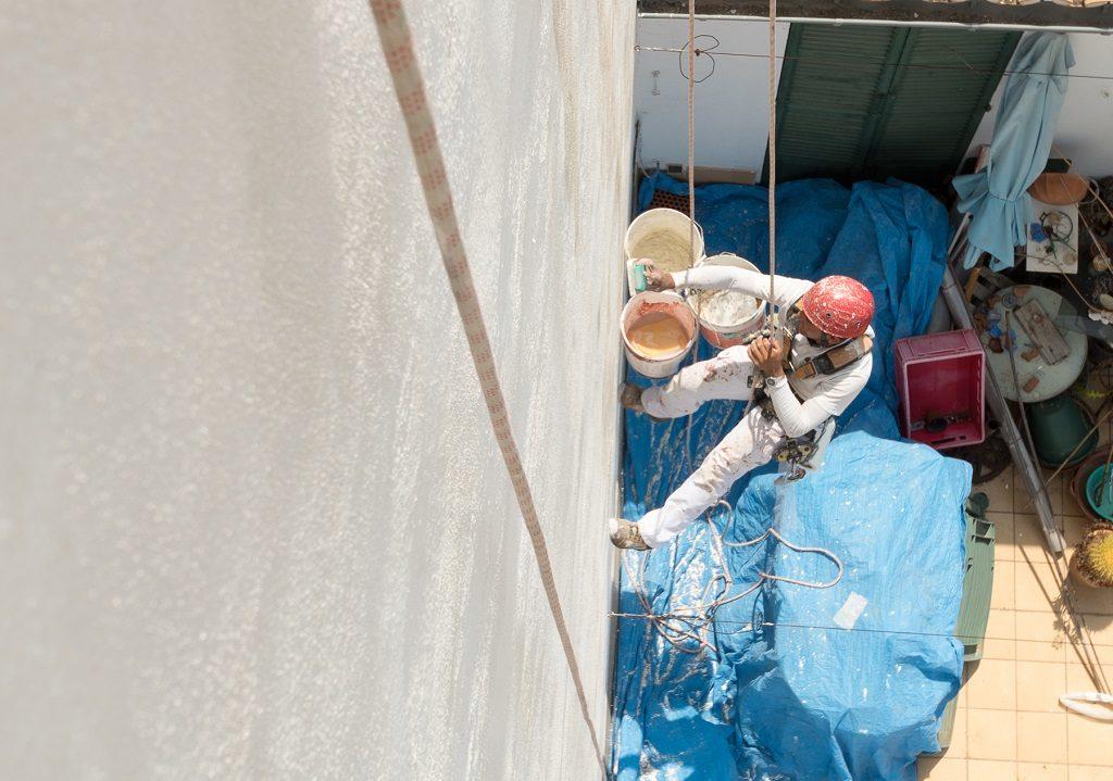 Principales riesgos en trabajos verticales