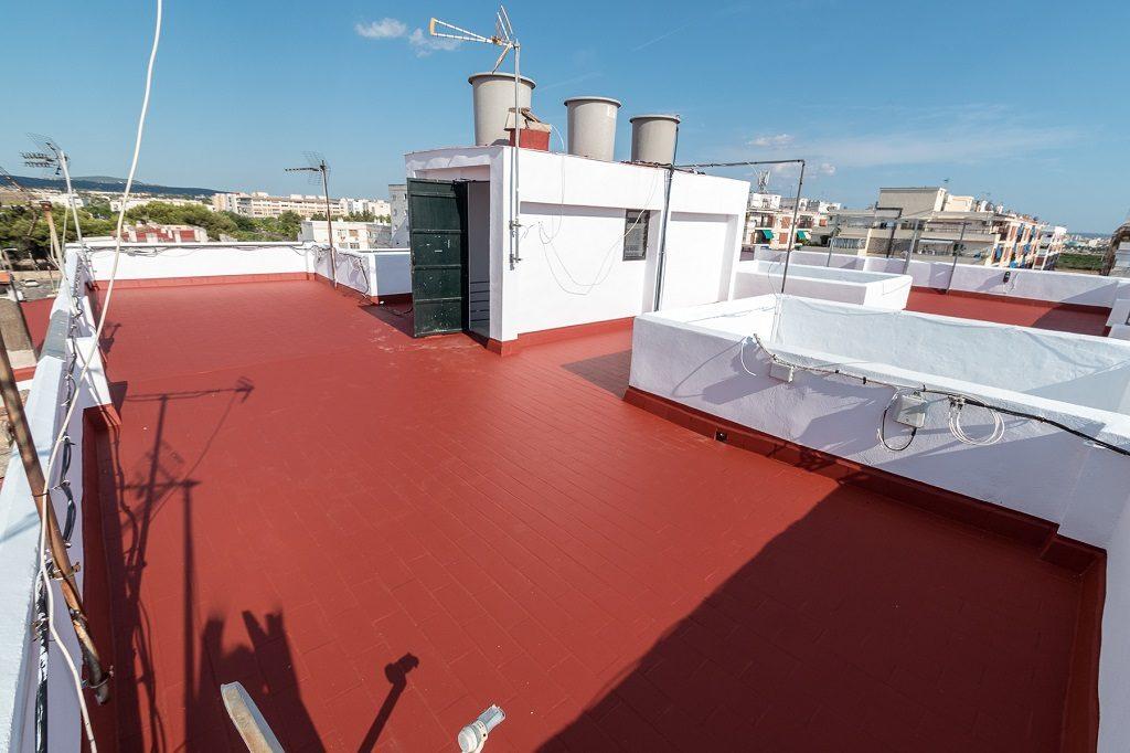 Cómo impermeabilizar cubiertas y terrazas