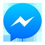 Messenger de Facebook a Trabajos Verticales Palma